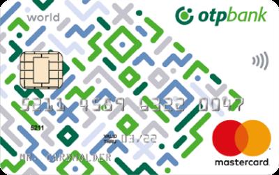 Кредитная карта Добро от ОТП Банка