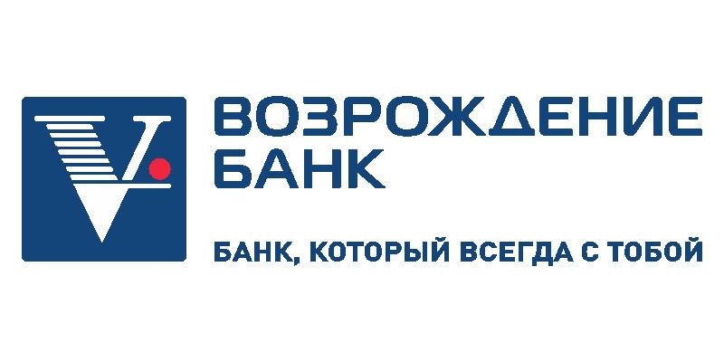 Официальный партнер банк Возрождение